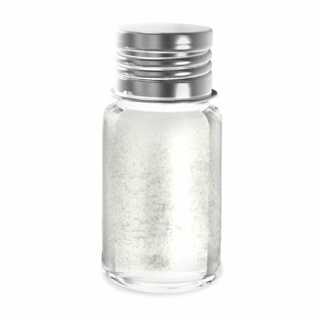 Silver Sparkling Powder refill