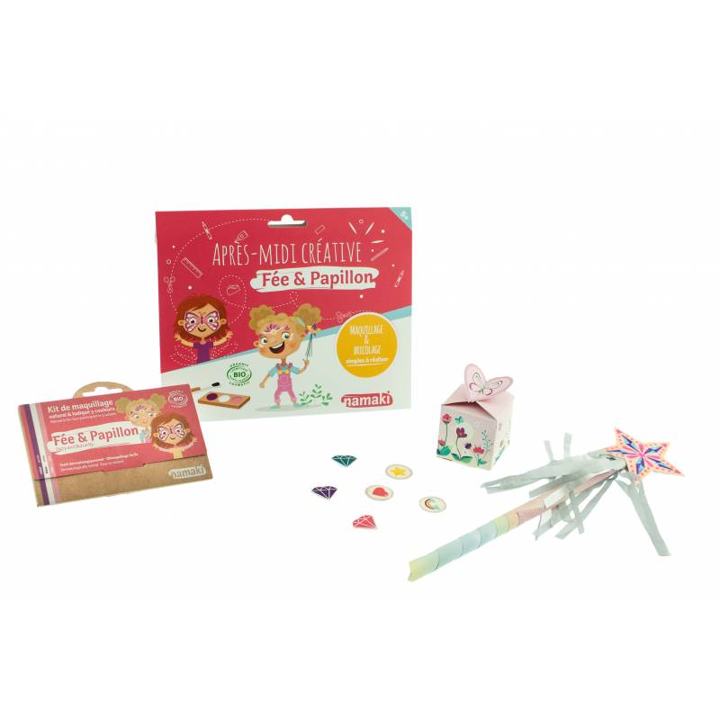 Fairy & Butterfly Creative Afternoon Activity Bag