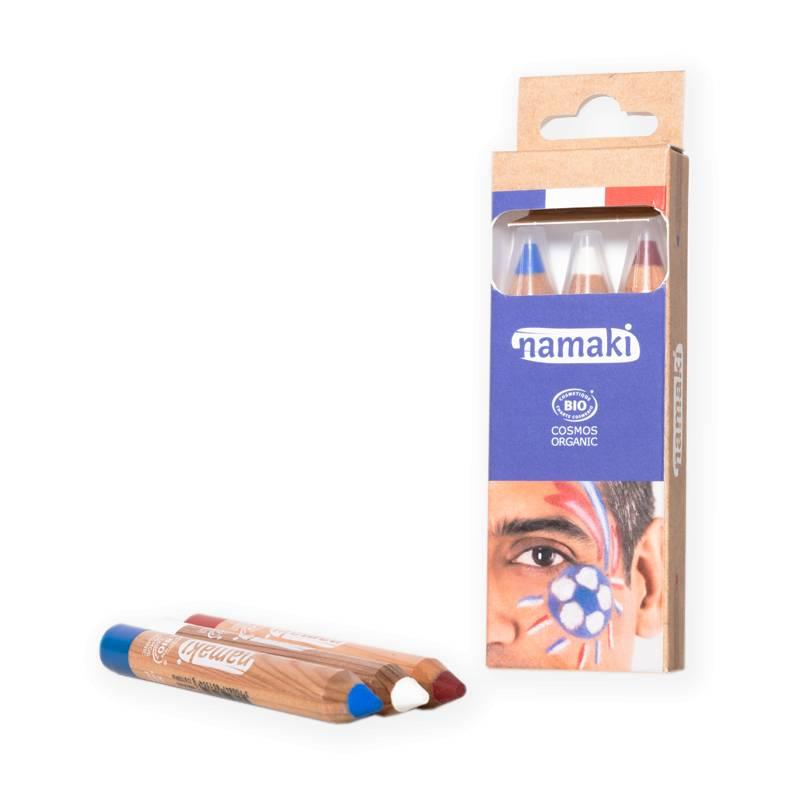Supporter Kit - Skin Colour Pencils - Blue,...
