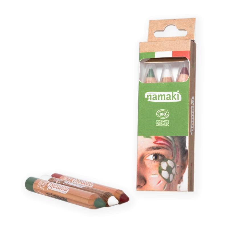 Supporter Kit - Skin Colour Pencil - Green,...