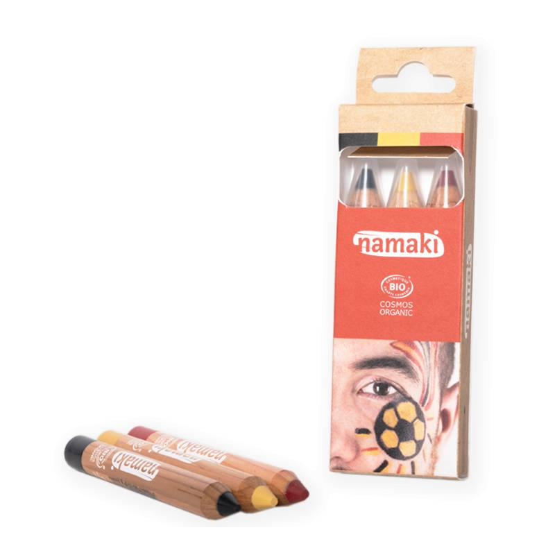 Supporter Kit - Skin Colour Pencils - Black,...