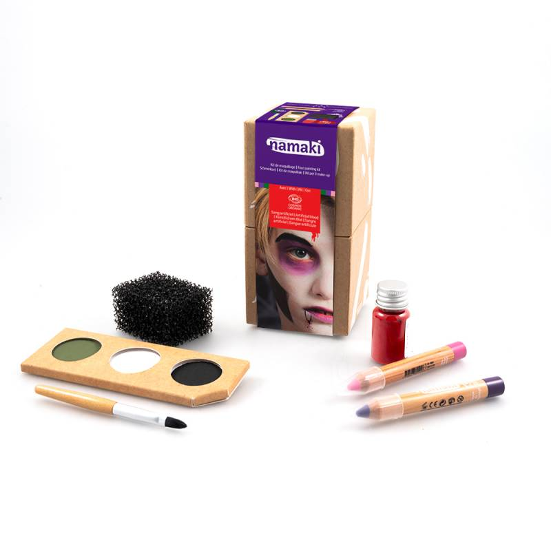 Frightful Halloween Makeup Kit