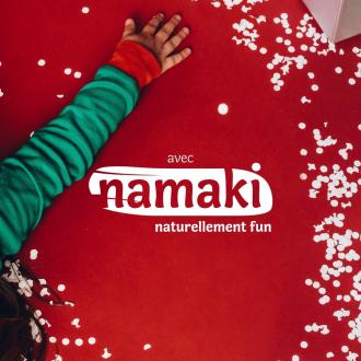 Nous tenions à vous remercier pour vos nombreuses commandes et votre soutien en cette fin d'année si spéciale 🥰 Nous espérons que vous avez passé de magnifiques fêtes de Noël et que vos cadeaux Namaki ont pu dessiner de nombreux sourires sur les visages des bouts d'choux 😍 Qu'avez vous eu et/ou offert au pied du sapin cette année ? 🎄