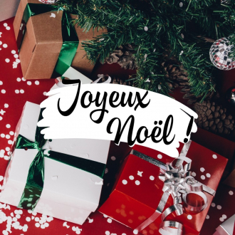Toute l'équipe Namaki vous souhaite un merveilleux Noël rempli de magie et de bonheur ✨ En espérant que le Père Noël a été généreux avec chacun d'entre vous 🥰