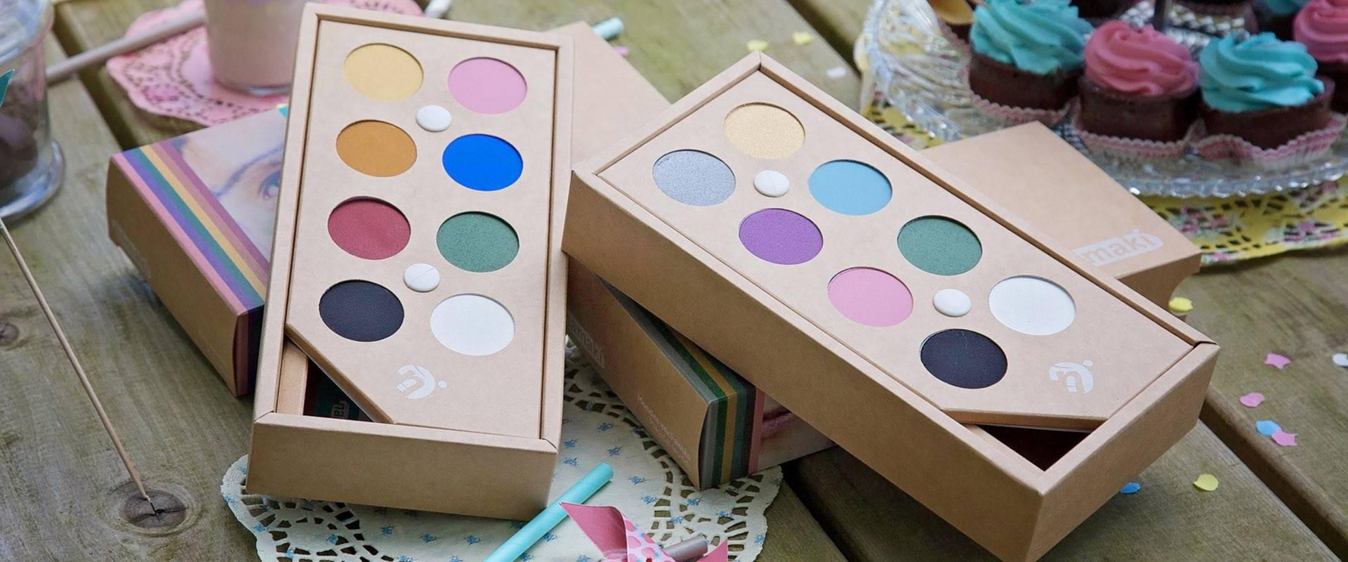 Organic makeup for kids